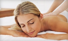 60- or 90-Minute Himalayan Salt-Stone Massage at Power of Touch Massage Therapy (58% Off)