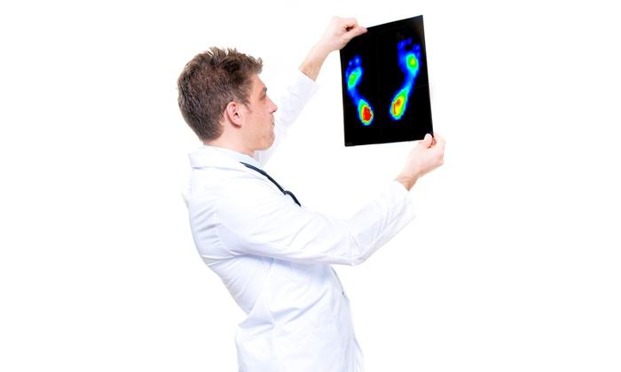 Poliambulatorio Specialistico Elianto - Poliambulatorio Specialistico Elianto SRL: Visita ortopedica con esame baropodometrico più ozonoterapia da 29,90 €