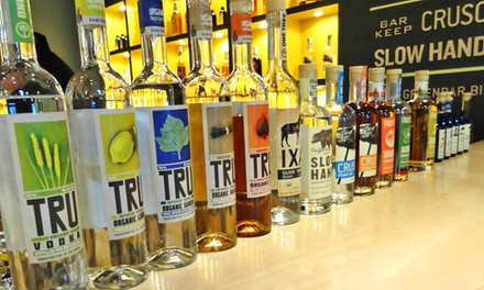 Tour with Tastings for Two or Four at Greenbar Distillery (50% Off)
