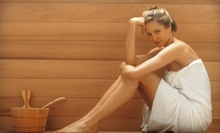 One, Three, or Five Body Wraps and Infrared-Sauna Sessions at Royal Treatment Day Spa Salon (Up to 62% Off)
