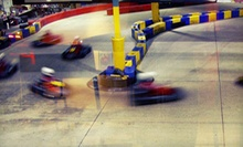 $30 for a Go-Kart Racing Package at Chicago Indoor Racing (Up to $65 Value)