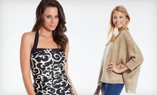 Clothing and Accessories at Cerulean Blu (Up to 53% Off). Two Options Available. 