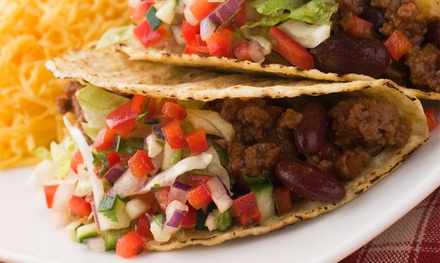 $15 for $25 Worth of Mexican Dinner Cuisine at Los Olivos Mexican Patio