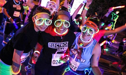 $29 for Entry to ElectroDash 5K at Canada's Wonderland on Friday, September 12 (Up to $55 Value)