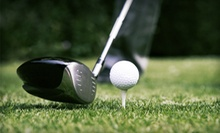 18 Holes of Golf for Two or Four with Cart Rental and Range Balls at Greer Country Club (Up to 60% Off)