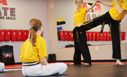 Karate Classes, Krav Maga Classes, or Karate Birthday Party at ATA Karate (Up to 76% Off)