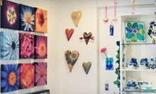 Gifts for Women, Children, and the Home at Blooming Hearts Treasure Shop (Half Off). Two Options Available.