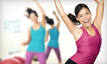 Four Drop-in Fitness Classes or Workshops at Sugar & Spice Fitness Boutique (Half Off)