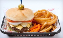 Burger Meal with Milkshakes or Fries for Two or Four at Cheeburger Cheeburger (Up to 56% Off)