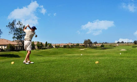 $49 for 18 Holes of Golf for Two with Cart Rental at The Golf Club at Rio Vista (Up to $130 Value)