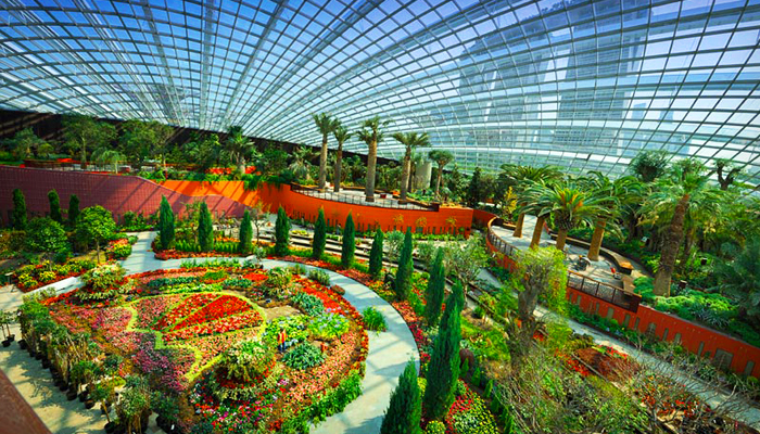 Garden By The Bay Admission Ticket child / adult admission tickets with skyway entry | malaysia daily