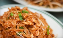 Thai Cuisine at Thai Lotus (Half Off). Two Options Available.