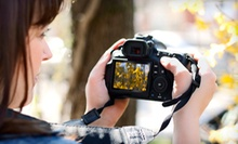 Sweet Shots Level 1 Photography Class for One or Two at Amy Tripple Photography (Up to 52% Off)