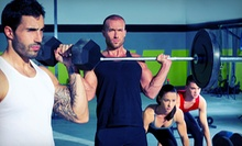 $50 for Two Beginner Classes and Two Weeks of Unlimited CrossFit Sessions at Crossfit Cedar Ridge ($122.50 Value)