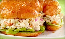 $10 for $20 Worth of Breakfast, Sandwiches, and Salads at Bell Tower Café