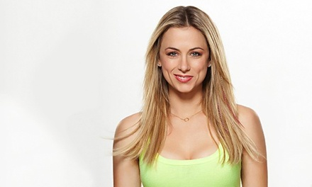 Iliza Shlesinger at Cobb's Comedy Club on October 17–19 (Up to 57% Off)