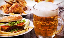 $12 for $24 Worth of Drinks and Pub Food at The Lexington Bar