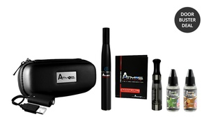 Atmos Dry Herb, Wax, And Oil Vaporizer Kit.����multiple Colors Available.