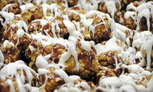 $20 for $40 Worth of Gourmet Popcorn, Italian Ice, Cookies, and Chocolates at Pop O Licious Popcorn