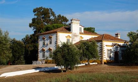 Quinta dos Ribeiros — Nisa: 1 ou 2 noites para dois com pequeno-almoço, welcome drink e late check-out desde 39€