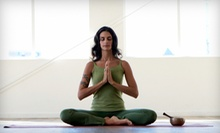 10 Classes or One Month of Unlimited Classes at Tulsa Yoga Therapy (Up to 63% Off)