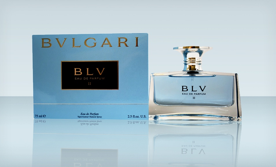 $36.99 for Bvlgari BLV II Women's Eau de Parfum 2.5 Fl. Oz. Spray ($93 List Price). Free Shipping.