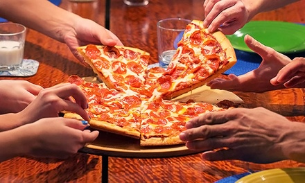 $14 for $24 Worth of Pizza, Salads, and Sides at Papa Murphy's
