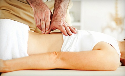Chiropractic Exam Package Plus a 60- or 90-Minute Massage at Felde Chiropractic (Up to 94% Off)