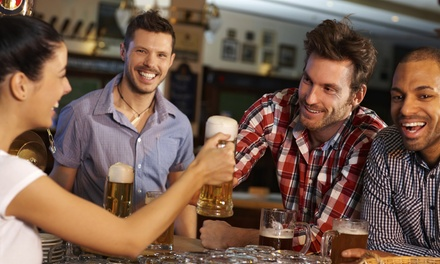 One or Two Tickets To The Great Philadelphia Craft Beer Crawl on Sat. Sept 6 (Up to 51% Off)