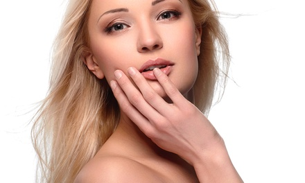 $75 for a 60-Minute Classic Facial with Eye Treatment and Derm Renewal Peel at SpaRenity ($155 Value)