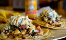 Mexican Meal with Soft Drinks for Two or Four at Burrito Loco (60% Off)