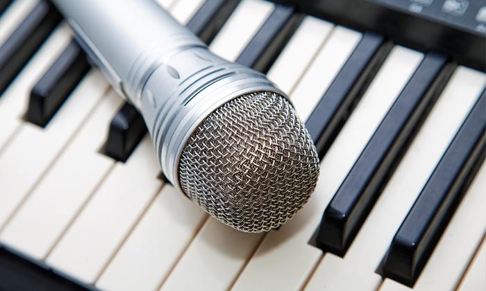 La Saletta - La Saletta: 5 lezioni di musica da un'ora a 24 €