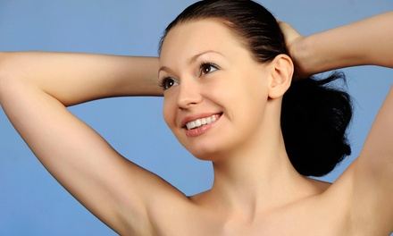 Laser Hair-Removal Treatments at Sonoma Medi Spa (Up to 89% Off). Five Options Available.