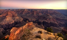 $76 for Tour of Grand Canyon's South Rim from Angel's Gate Tours (Up to $129 Value)