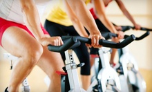 5, 10, or 20 Spin Classes at Hills Fit Studio (Up to 64% Off) 