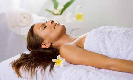$89 for a 2.5-Hour Spa Package at Sol Escape Salon & Cosmetic Spa ($270 Value)