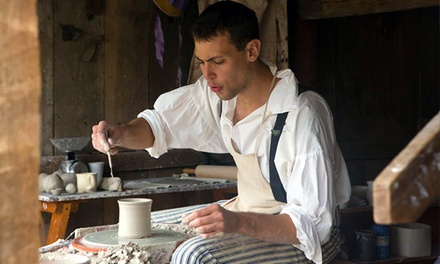 Long Island Fair Visit for Two or Four at Old Bethpage Village Restoration (Up to 52% Off)