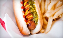$7 for $14 Worth of Hot Dogs and Burgers at Johnny's Lunch