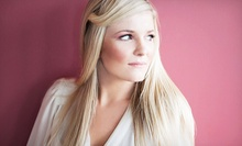 Haircut and Style with Optional Conditioning or Color Services at The Loft Hair Salon in Plainfield (Up to 51% Off)
