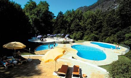 Hotel Águas do Gerês: 1, 2 ou 3 noites para duas pessoas com pequeno-almoço, massagem e welcome drink desde 49€