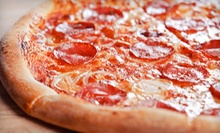 One, Two, or Four Large Takeout Pizzas with Up to Two Toppings Each from Dolly's Pizza (Up to 52% Off)
