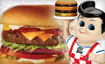 $7 for $14 Worth of Classic American Diner Food at Big Boy