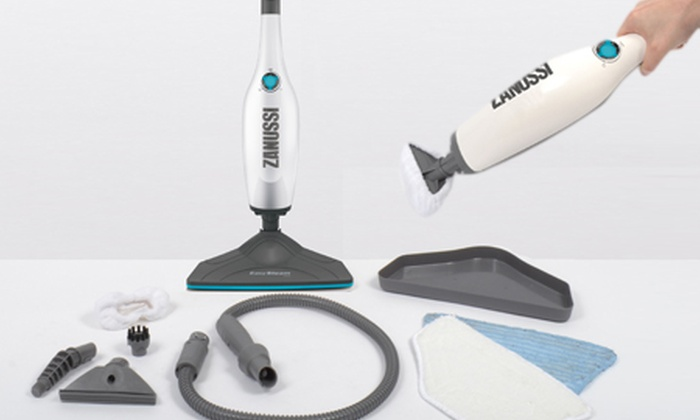 ebeez.co.uk: Zanussi Multi-Purpose 2-in-1 Steam Mop for £59 With Free Delivery (61% Off)