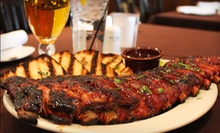 $17 for $35 Worth of Greek and American Comfort Fare on a Weekday or Weekend at Shorewood Bar &amp; Grill in Fridley