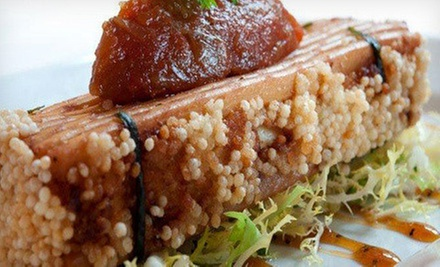 $79 for a Three-Course Prix Fixe Dinner with Bottle of Wine and Port at David Burke at Bloomingdale&#x27;s (Up to $211 Value)