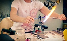$99 for One Four-Hour Glassworking Class at Glasscraft in Golden ($199 Value)