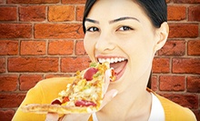 $10 for $20 Worth of Pizza, Chicken, and Breadsticks for Carryout or Catering at The Original Romanos