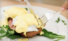 Brunch or Lunch Entrees for Two or Four at Manhattans (Up to 63% Off)
