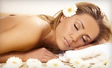 Massage Packages at Essential Touch Massage & Pure Rejuvenation Center (Up to 56% Off). Three Options Available.