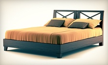 $50 for $209 Toward a Mattress or Mattress Set at Half Price Mattress